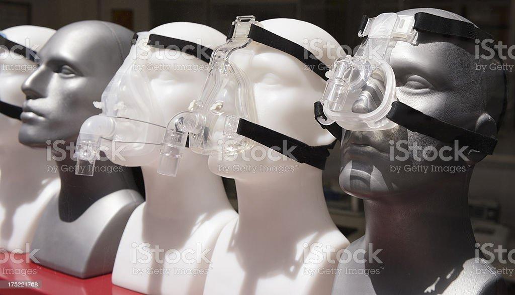 Face Masks stock photo