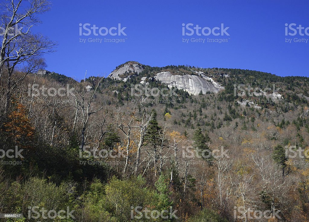 Face of the Mountain II royalty-free stock photo