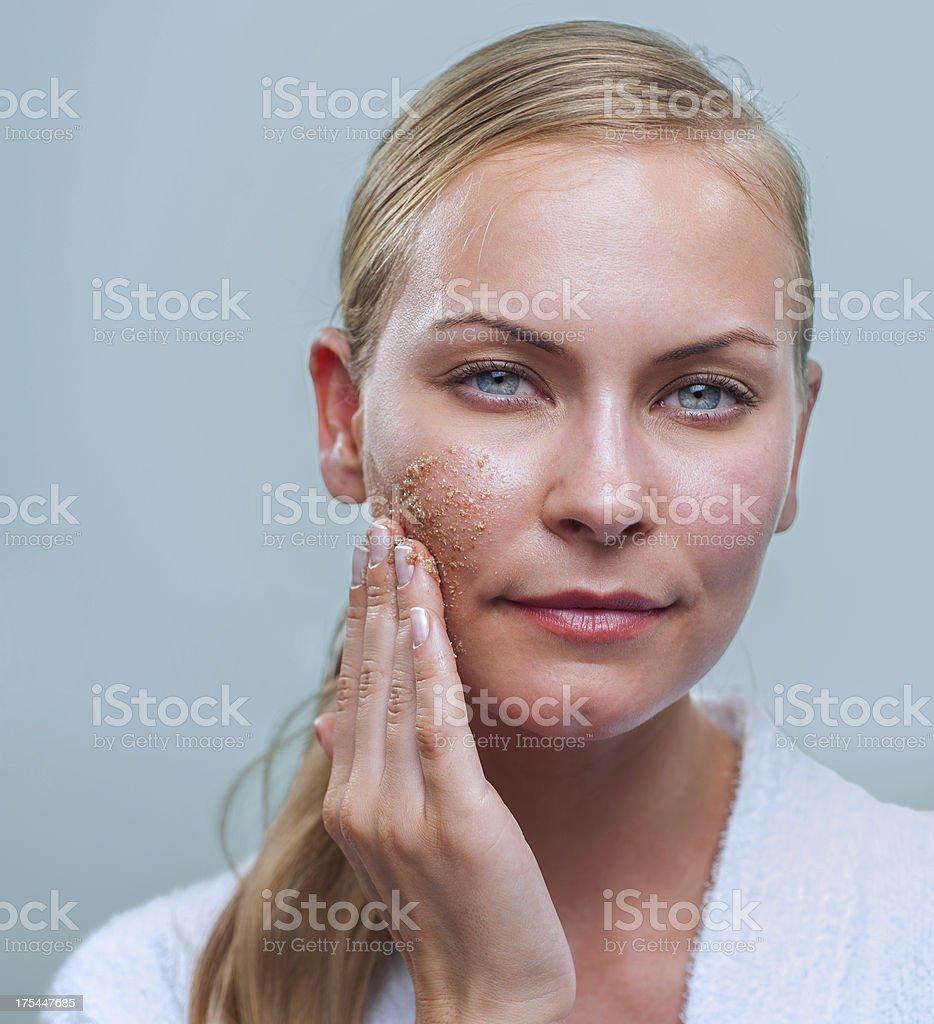 face stock photo