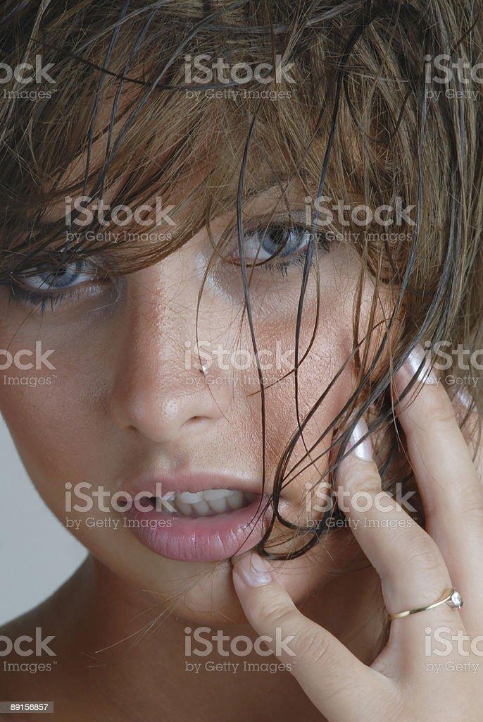 face royalty-free stock photo