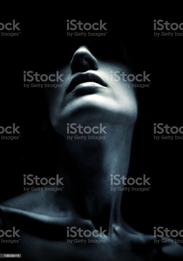 face up royalty-free stock photo