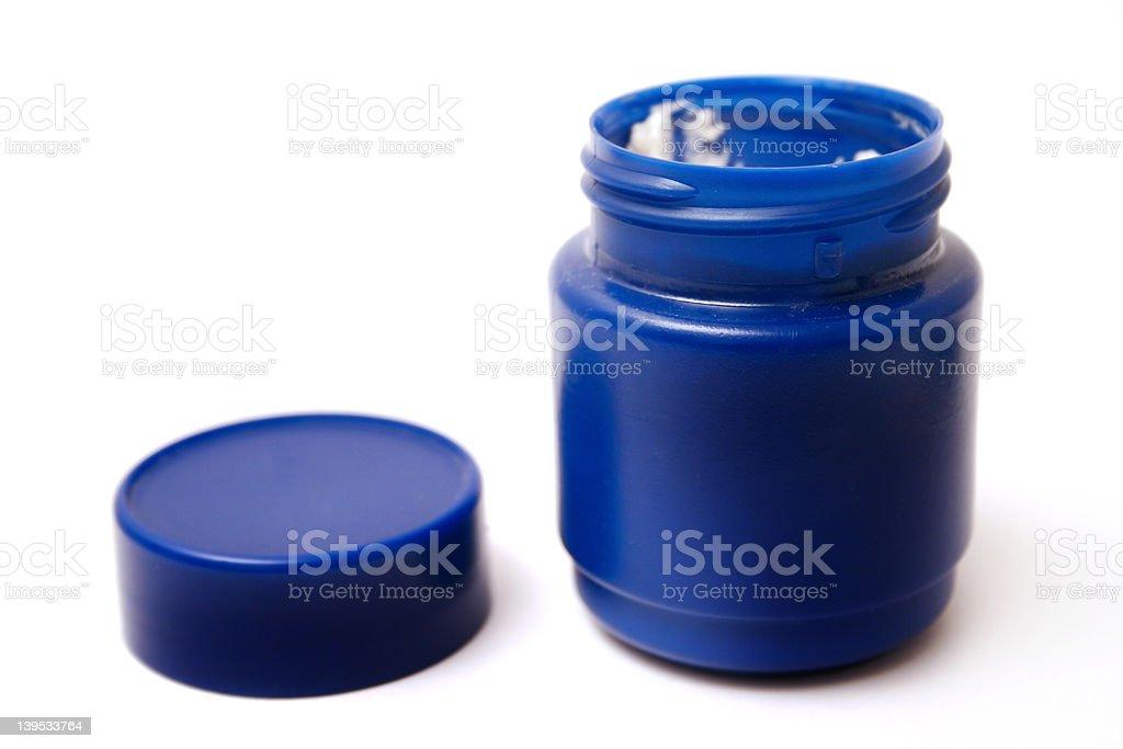 Facial Cream royalty-free stock photo