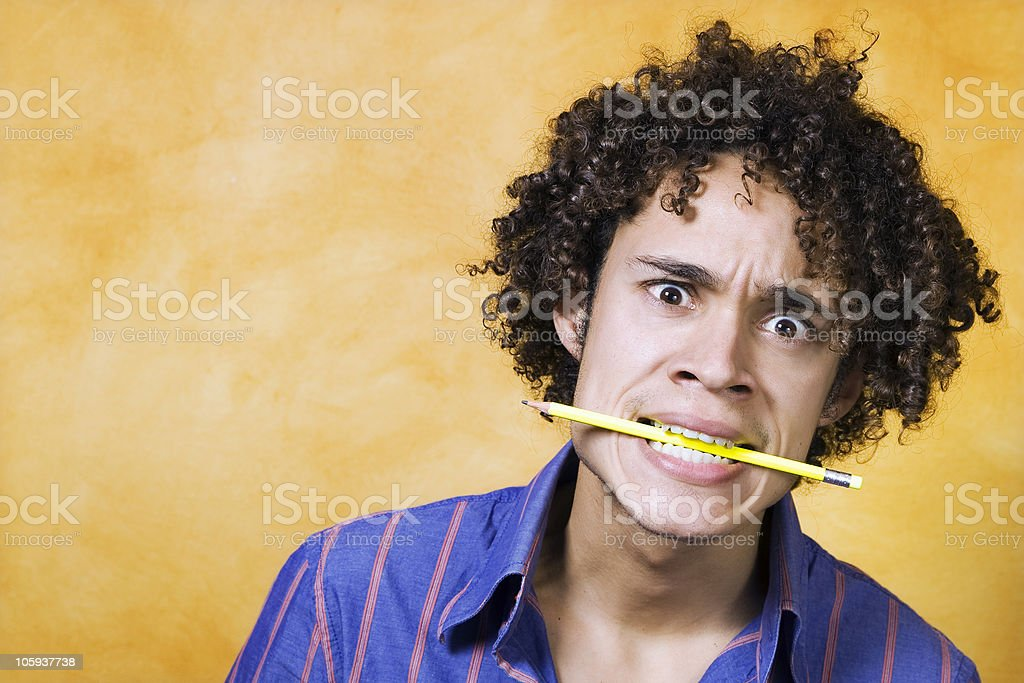 facial expressions stock photo