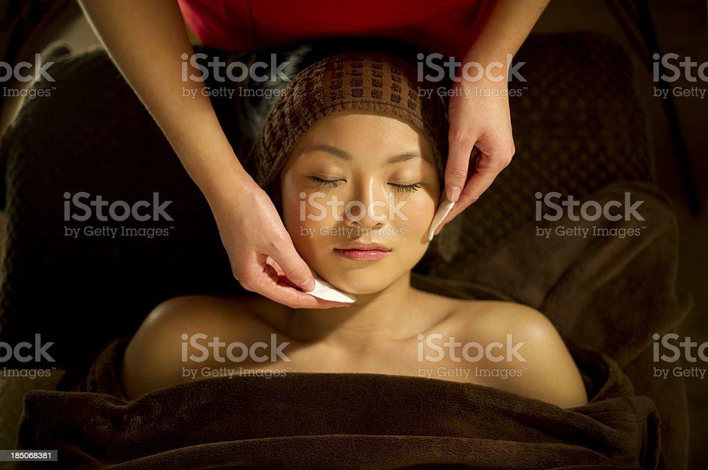 facial stock photo