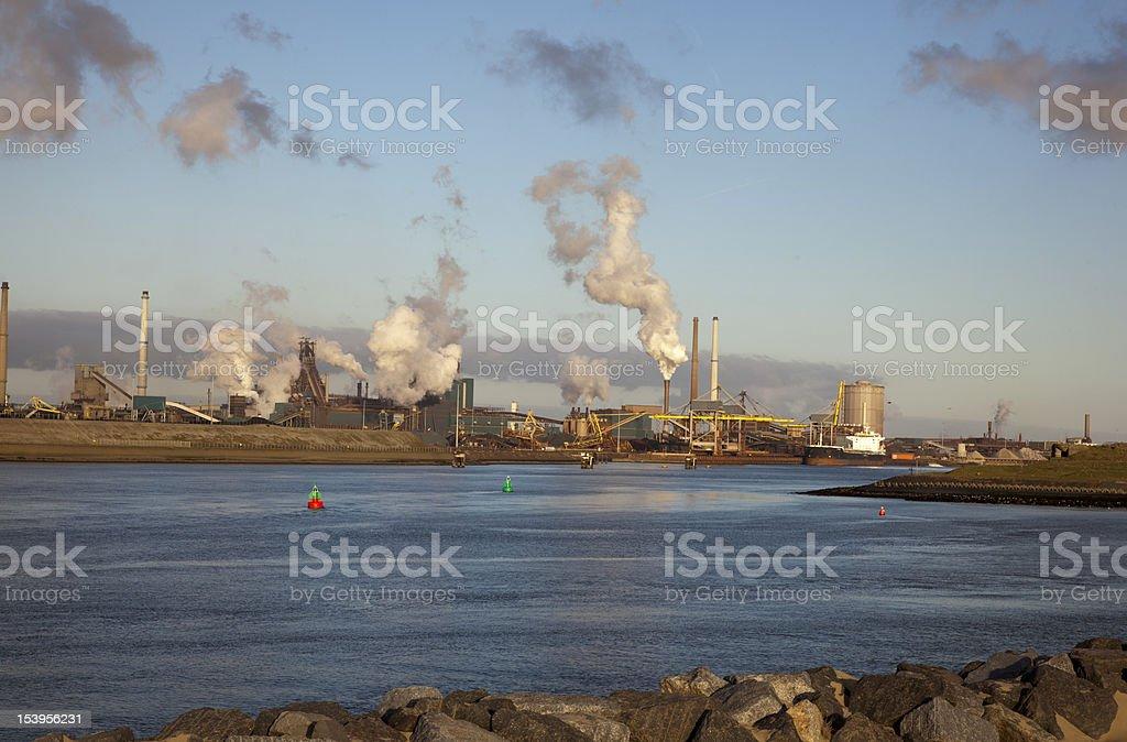 factory royalty-free stock photo