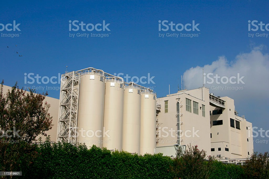 Factory Work royalty-free stock photo