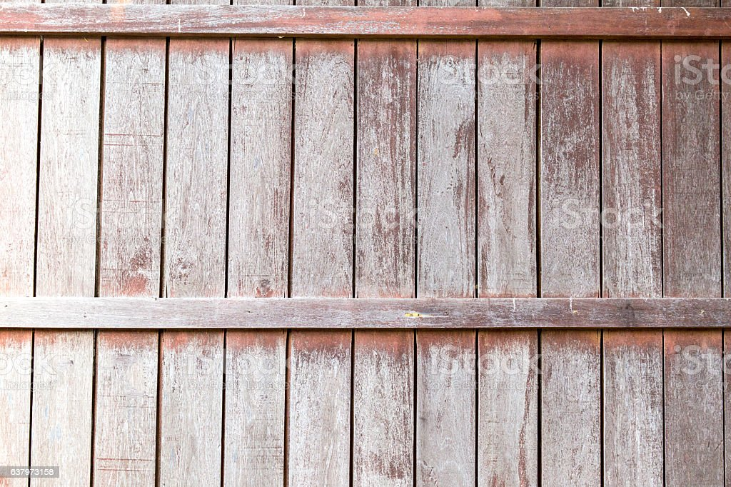 fade wood wall background stock photo