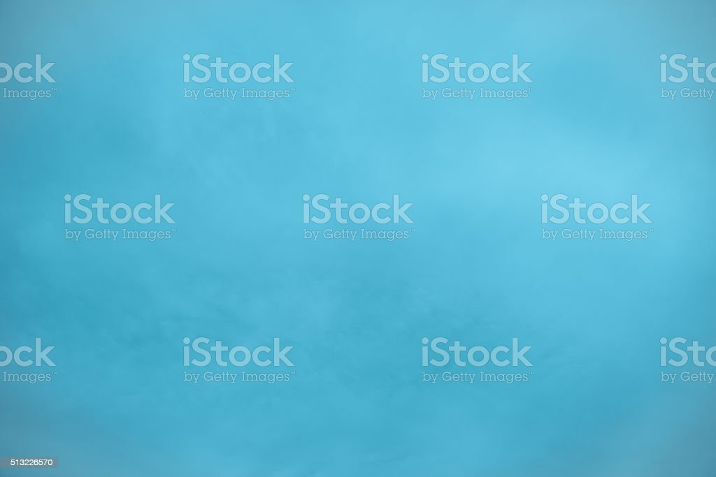 Faded blue background stock photo