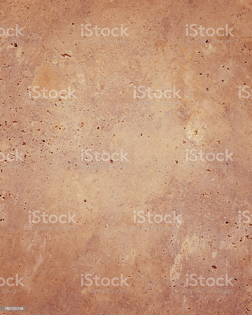 High resolution faded brown ancient wall stock photo