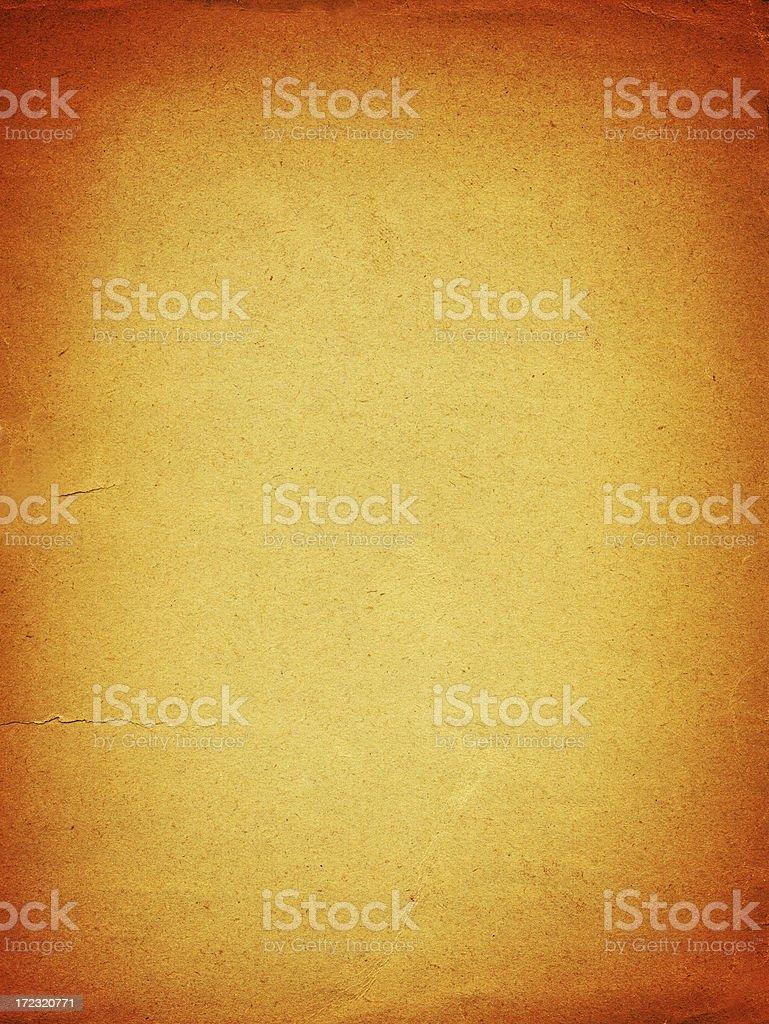 Faded Paper Sunburst royalty-free stock photo