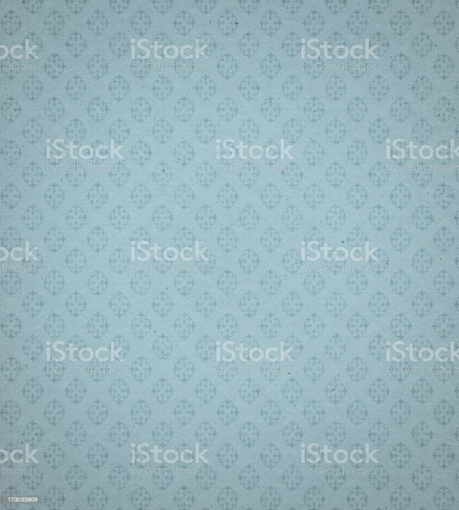 High resolution faded paper with pattern royalty-free stock photo