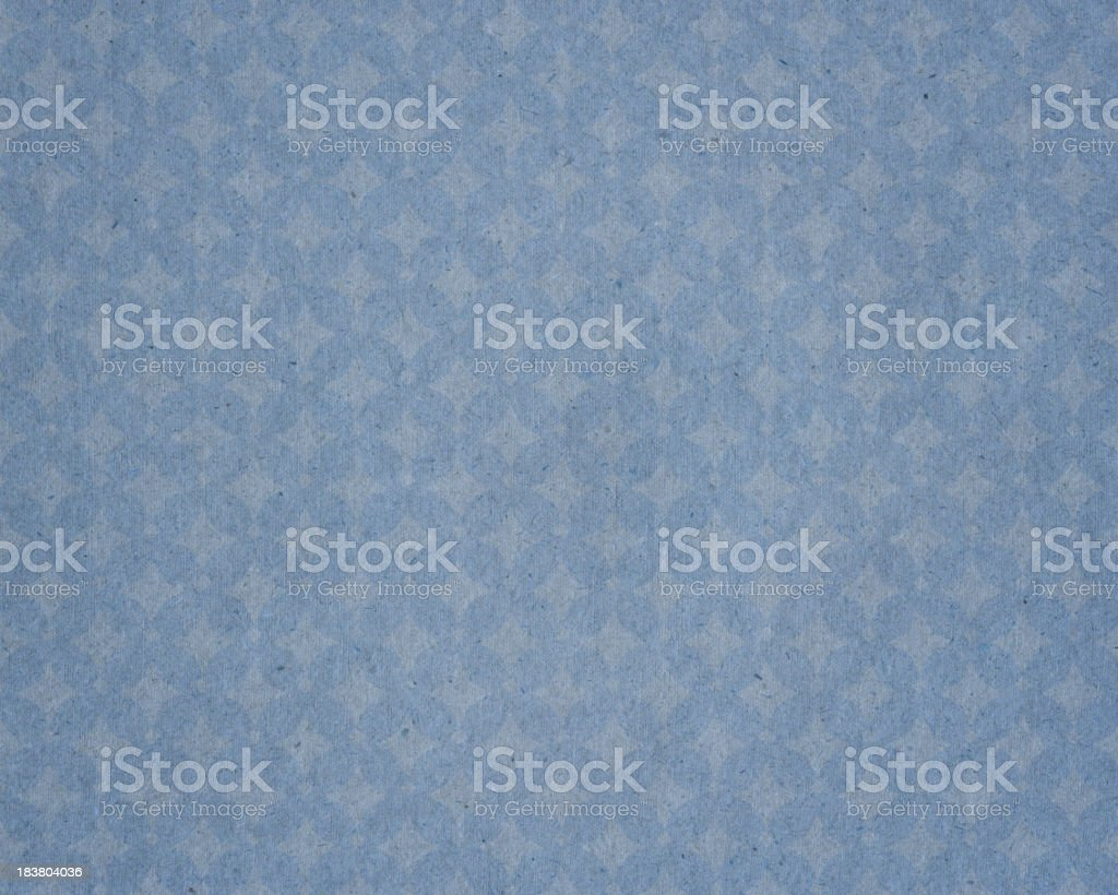 faded wallpaper with diamond pattern royalty-free stock photo