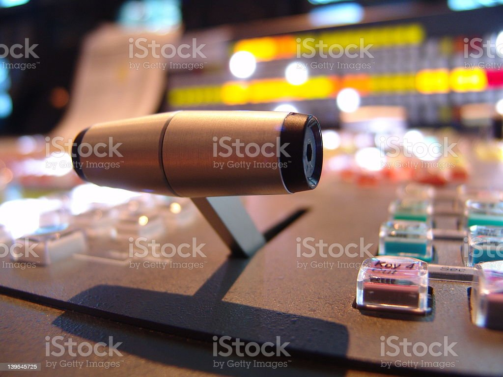 Fader Bar 1 royalty-free stock photo