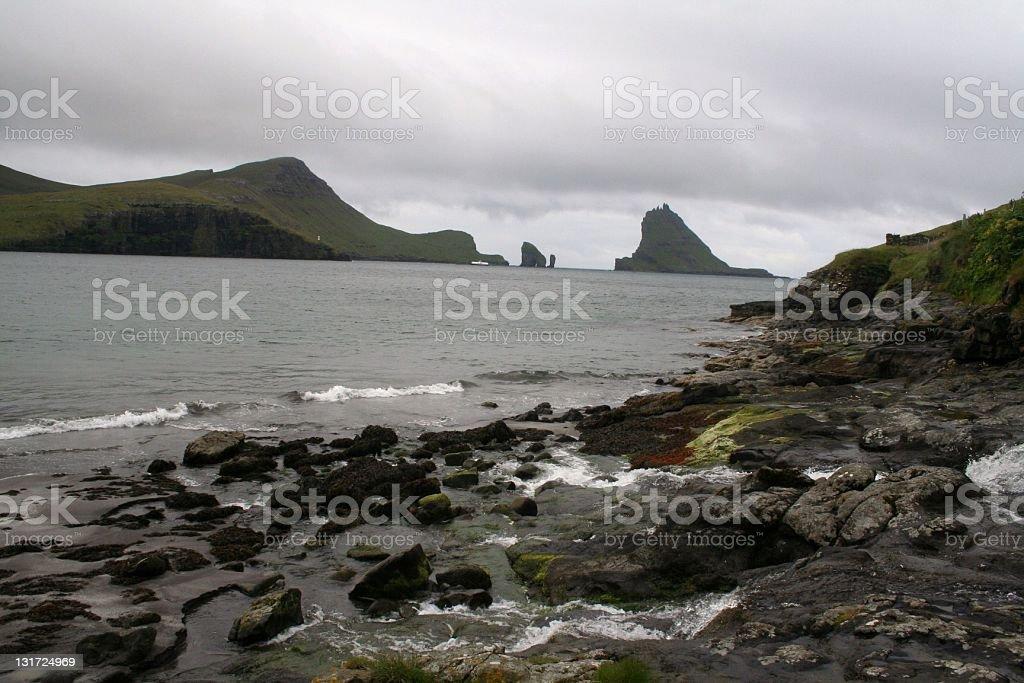 Faeroes Island, Lizenzfreies stock-foto