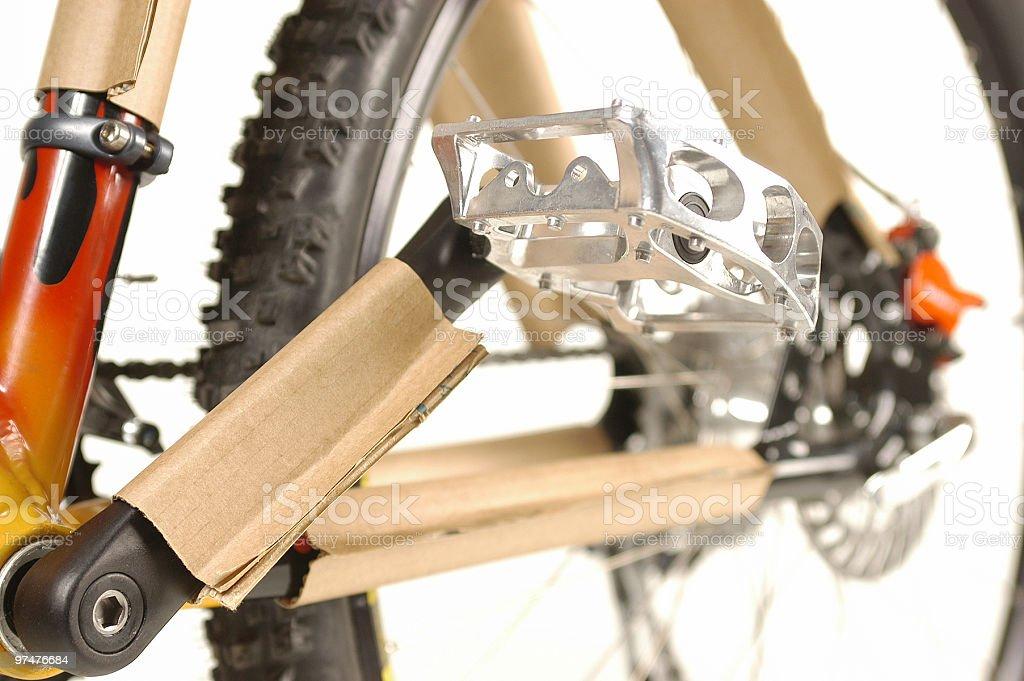 Fahrrad royalty-free stock photo
