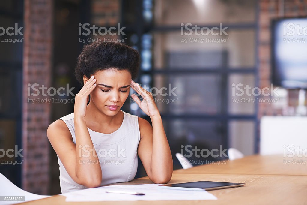 Failure is not final stock photo