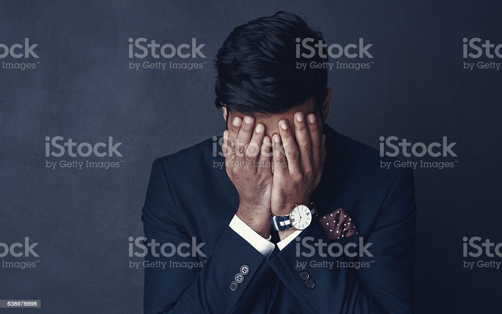 Failure is part of the journey to success stock photo
