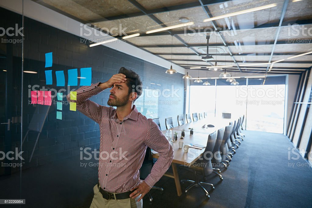 Failure is the opportunity to begin again more intelligently stock photo