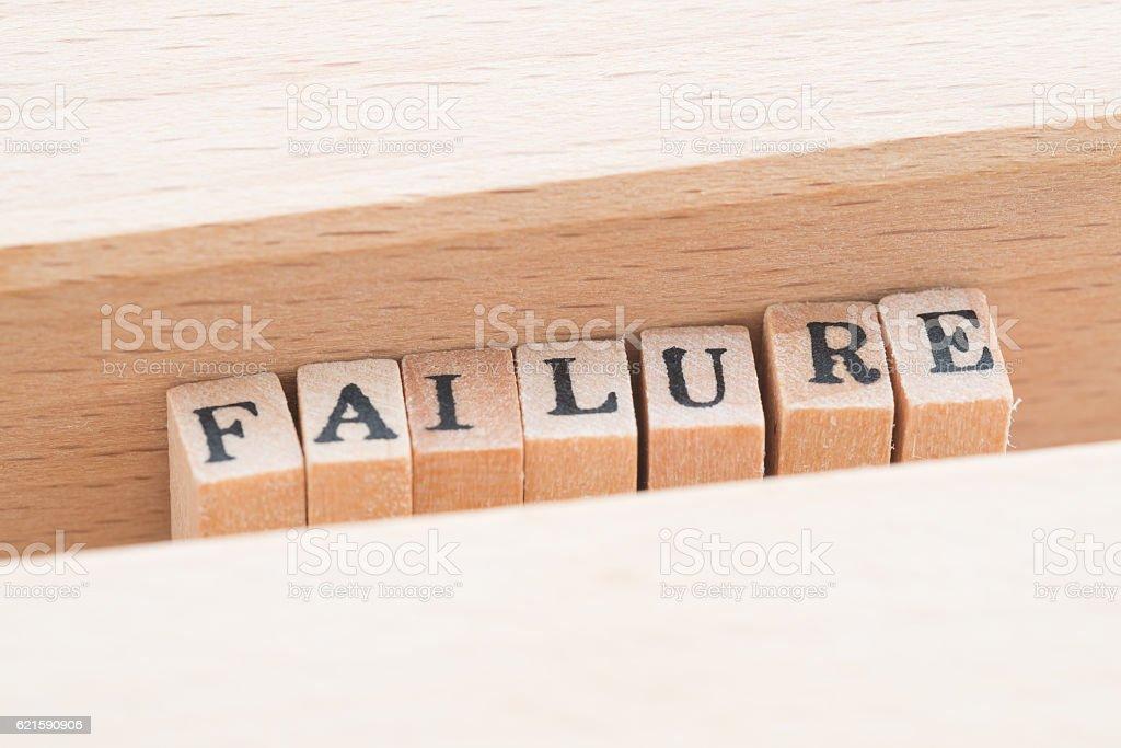Failure stock photo