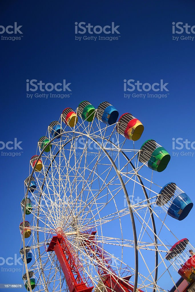 fair fun royalty-free stock photo