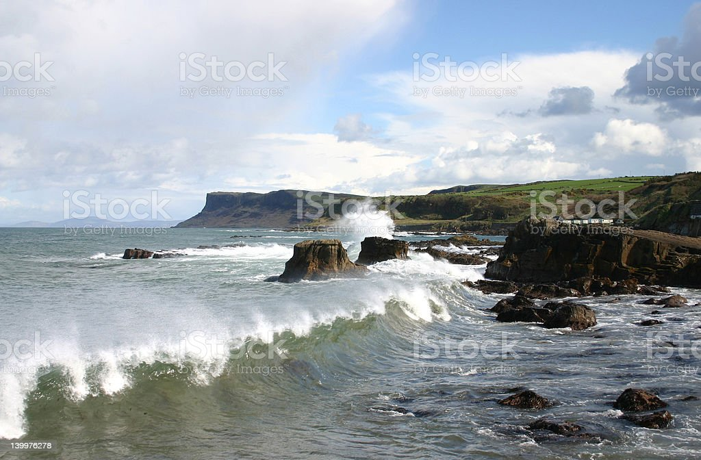 Fair Head royalty-free stock photo