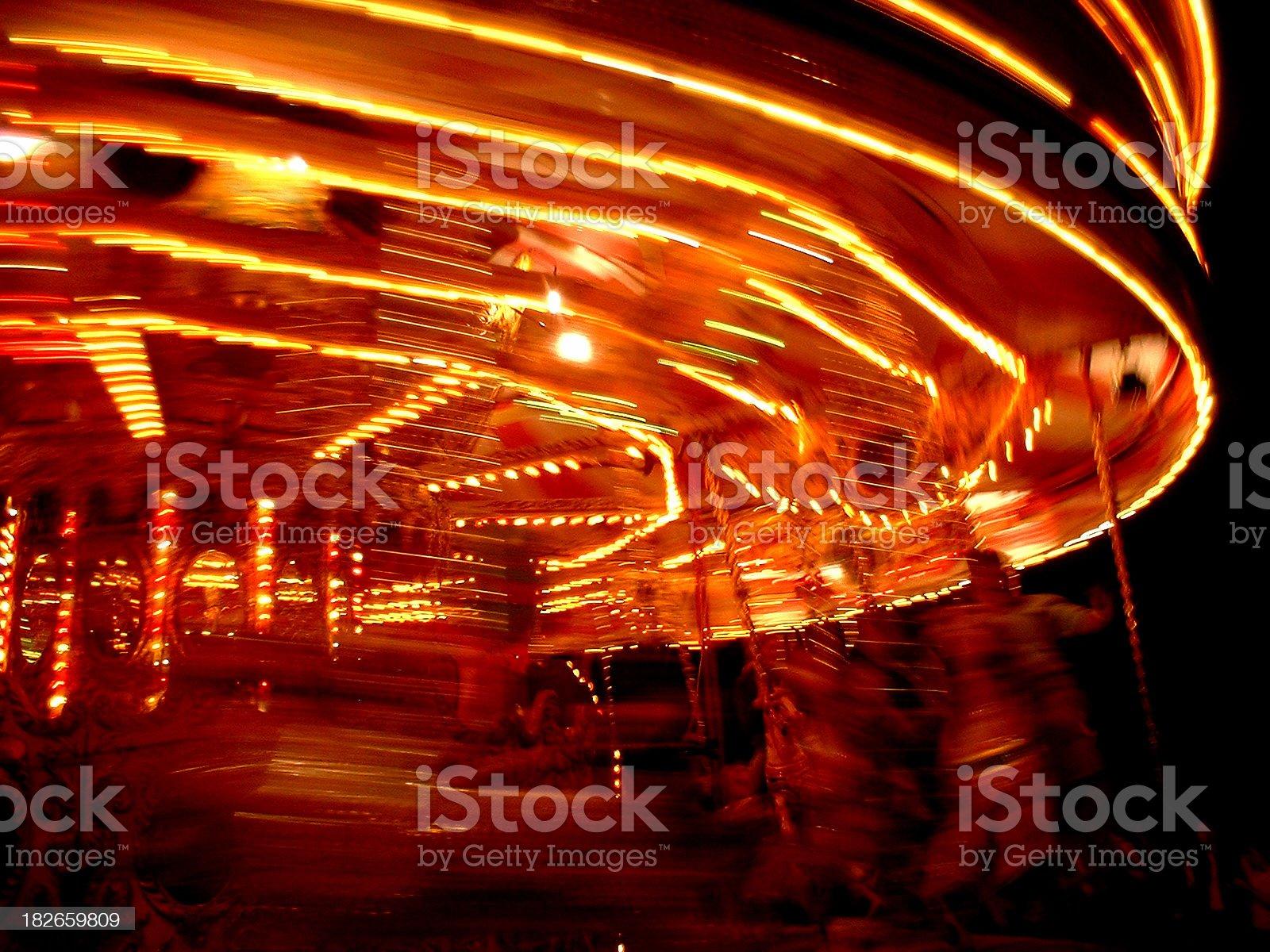 fairground royalty-free stock photo