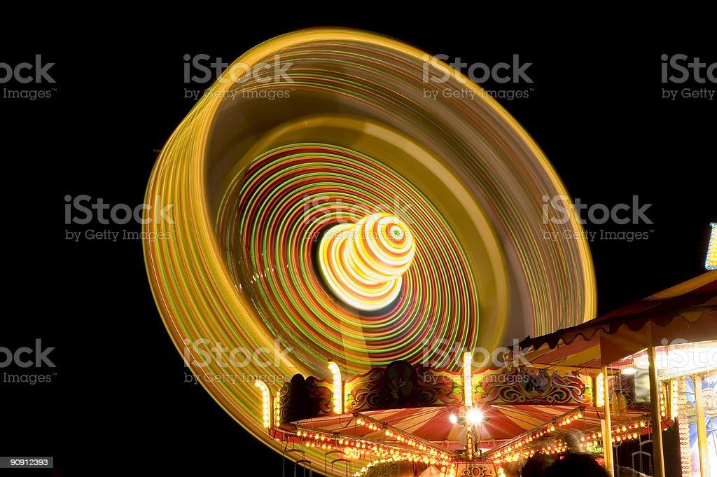 Fairground Ride 1 royalty-free stock photo