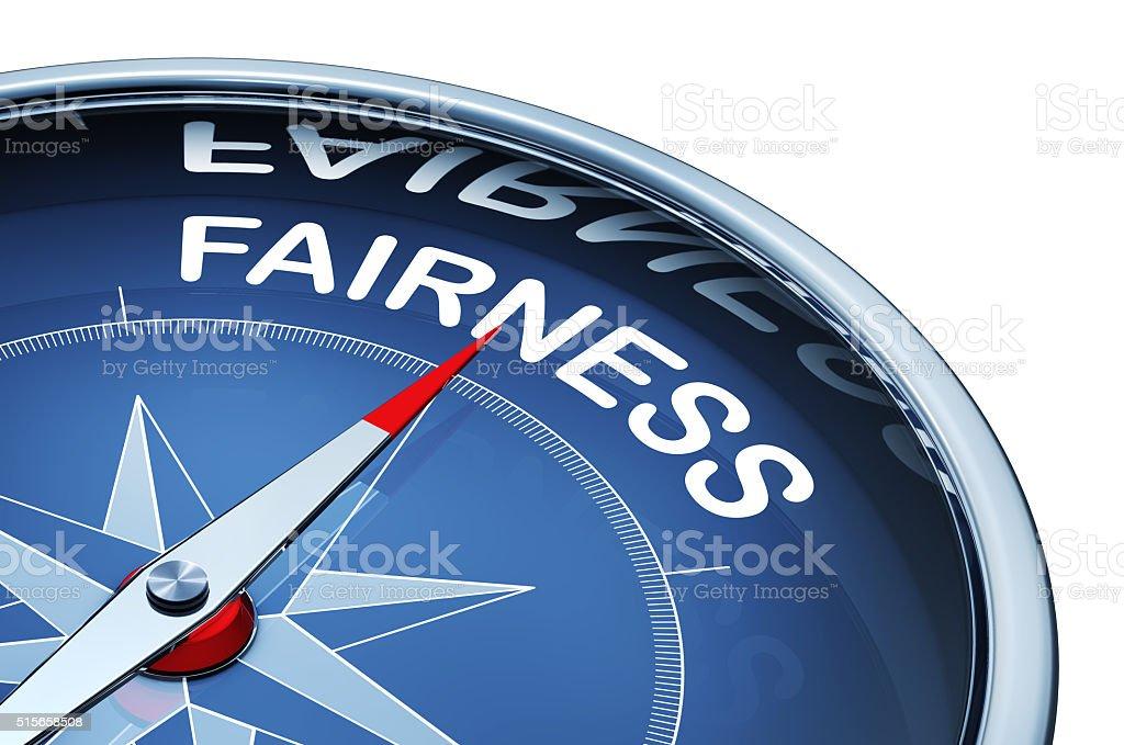 fairness stock photo