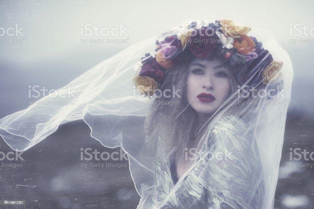 fairy feelings stock photo