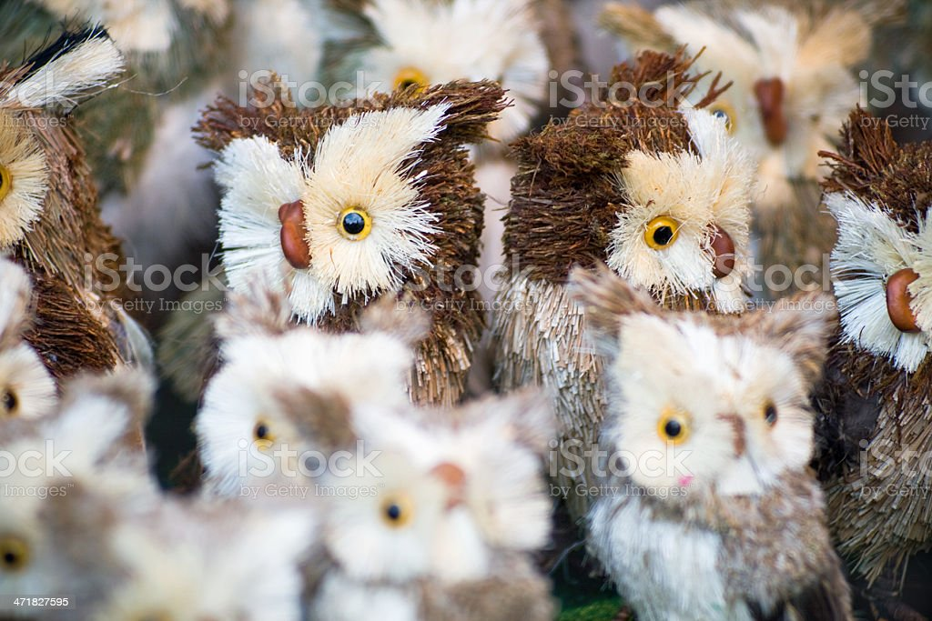Fairy gifts at Christmas'eve in Austria royalty-free stock photo