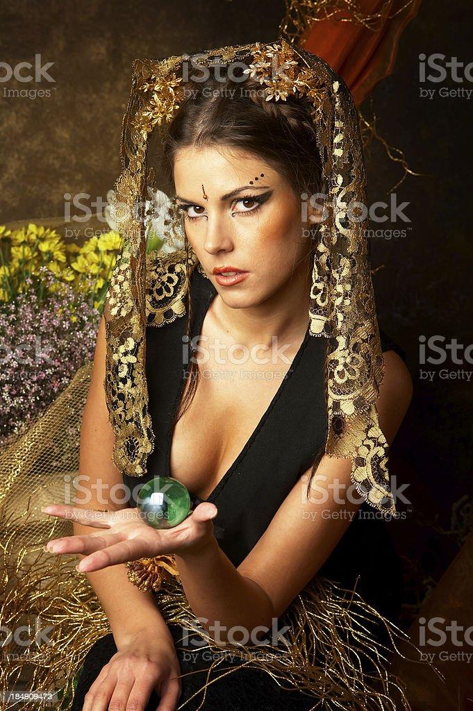 Fairy royalty-free stock photo