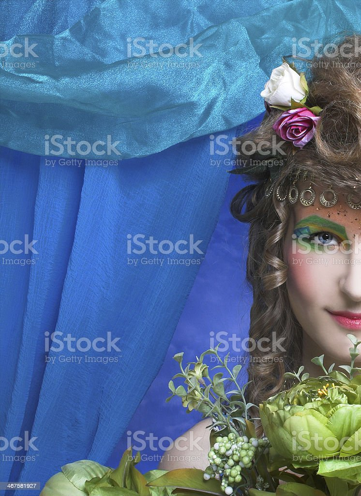 Fairy. stock photo