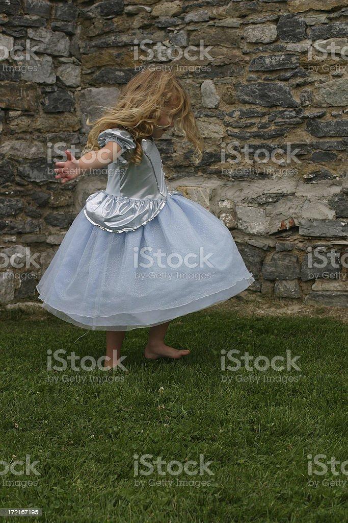 Fairy Princess royalty-free stock photo