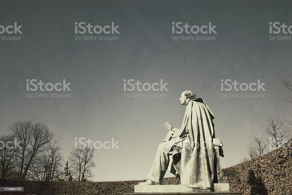 Fairy Tale Author royalty-free stock photo