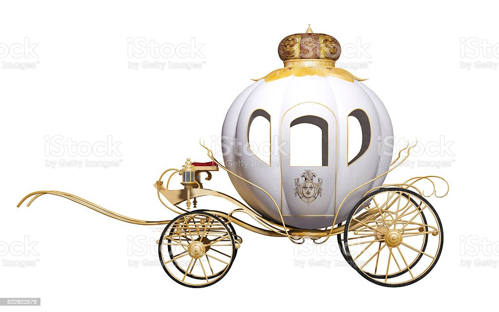 Fairy Tale Royal Carriage stock photo 522922579 | iStock