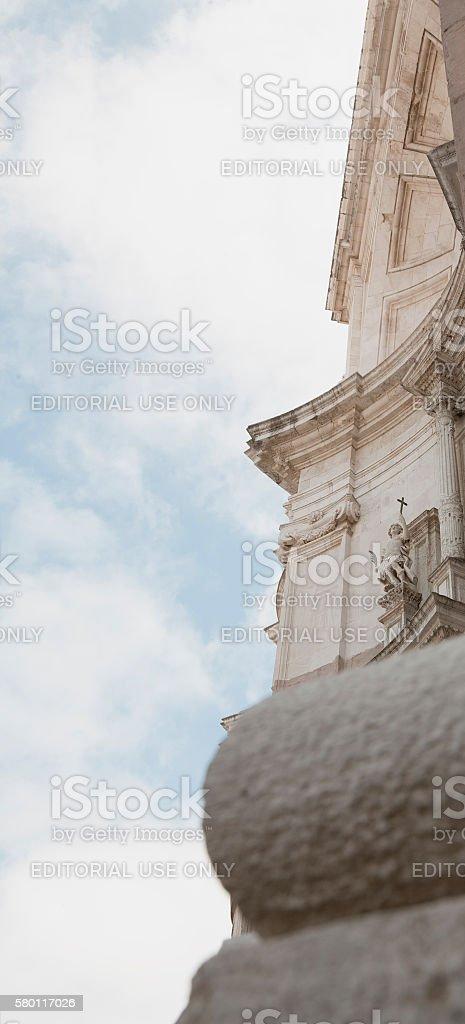 Faith stock photo