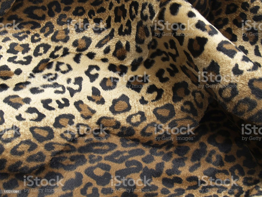 Fake Fur stock photo