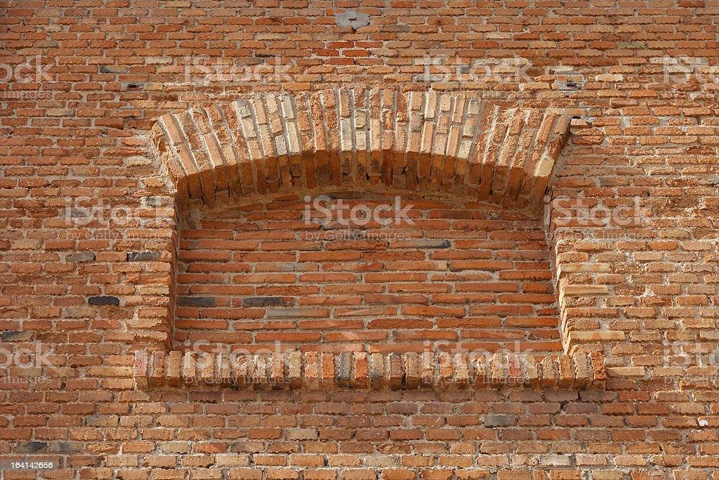 Fake Window royalty-free stock photo