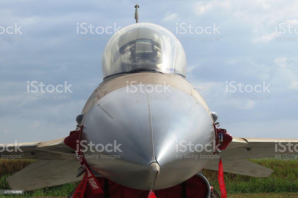 F-16 Falcon stock photo