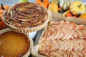 fall baking