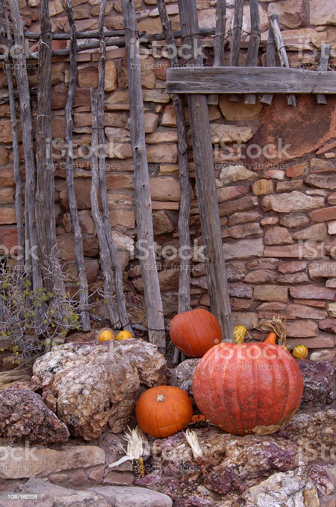 Fall Decorations stock photo