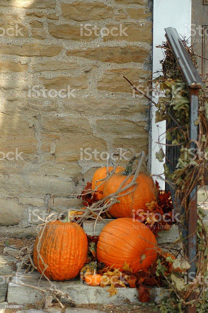 Fall Display royalty-free stock photo
