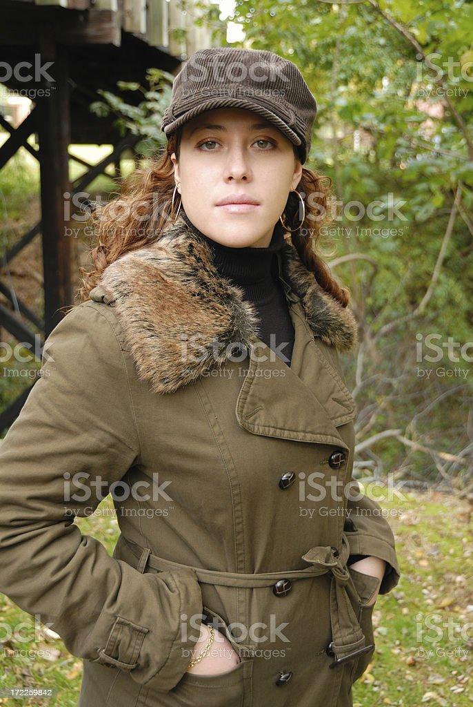 Fall Fashion stock photo