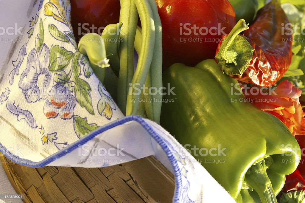 fall harvest stock photo
