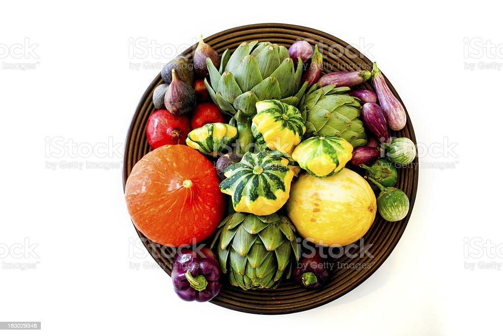 Fall Harvest royalty-free stock photo
