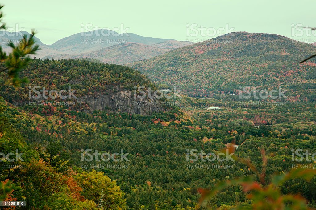 Fall in New Hampshire royalty-free stock photo