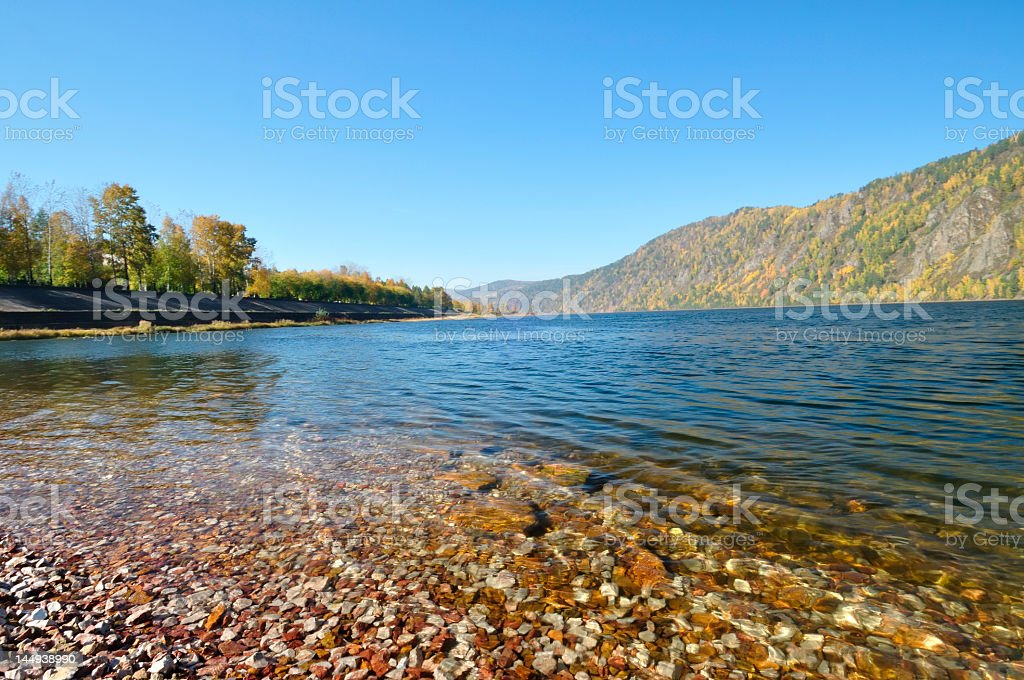 Fall River. royalty-free stock photo