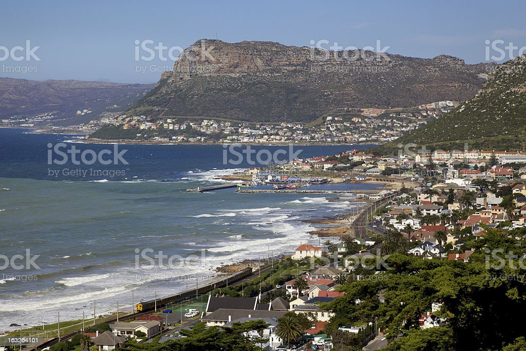 False Bay royalty-free stock photo