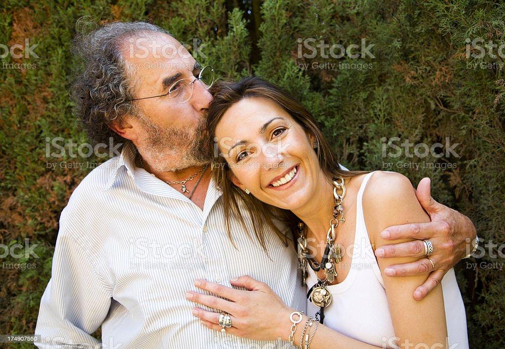 Family bonds royalty-free stock photo