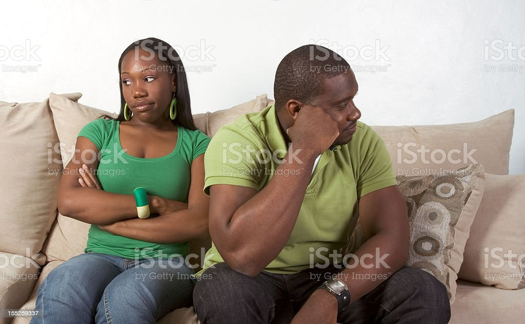 Family couple relationships crisis difficulties stock photo
